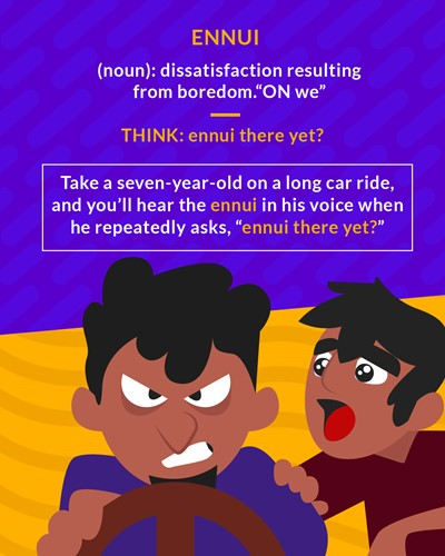 How to learn vocabulary for the GRE verbal section